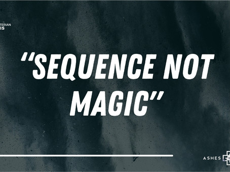 """Sequence Not Magic"""
