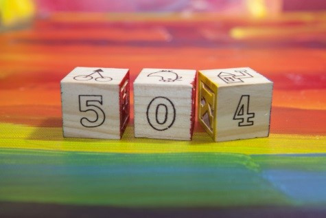 What is a 504 Plan?