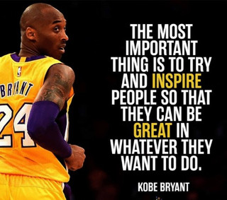 Talking about Kobe Bryant