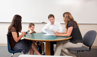 Gain Insight to your Child's Social Interaction during Parent-Teacher Conferences
