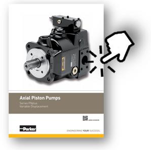 Axial Piston Pumps Serie Pvplus