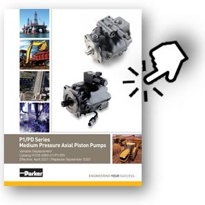 Medium Pressure Axial Piston Pumps