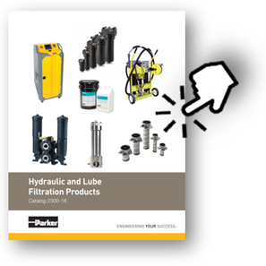 Hydraulic & Lube Filtration Products