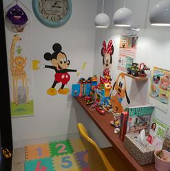 Kids play area 1