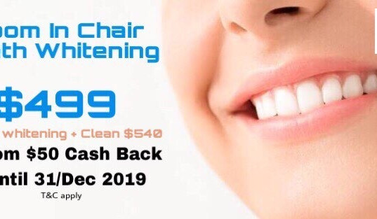 Teeth Whitening Promotion