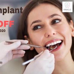 Dental Implant Promotion