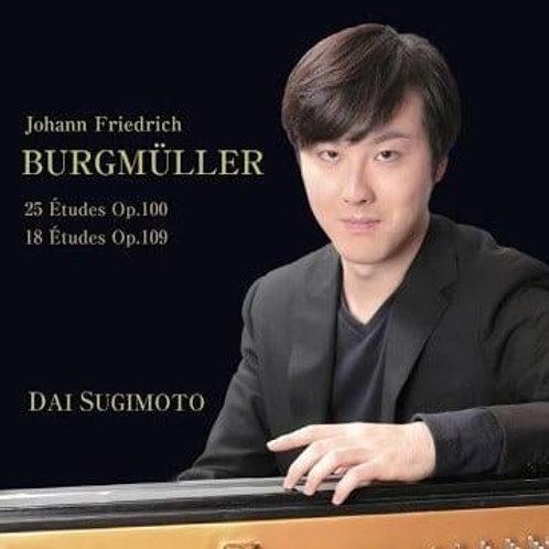 ブルグミュラー 25の練習曲 Op.100 / 18の練習曲 Op.109