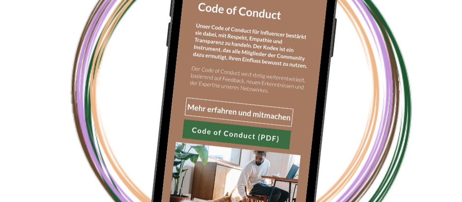 Unser Code of Conduct