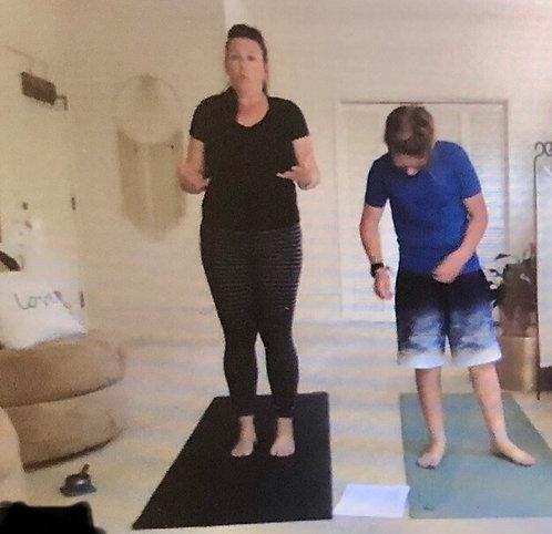 Adaptive Needs Yoga Online