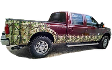 Accent Camouflage Truck
