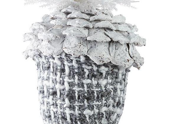 Acorn Tree Holiday Ornament
