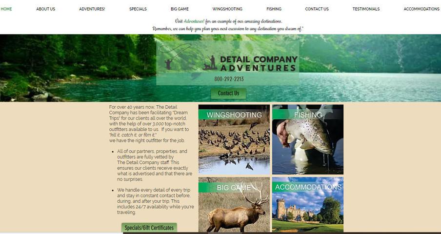Detail Company Adventures