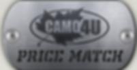 Camo4u Price Match