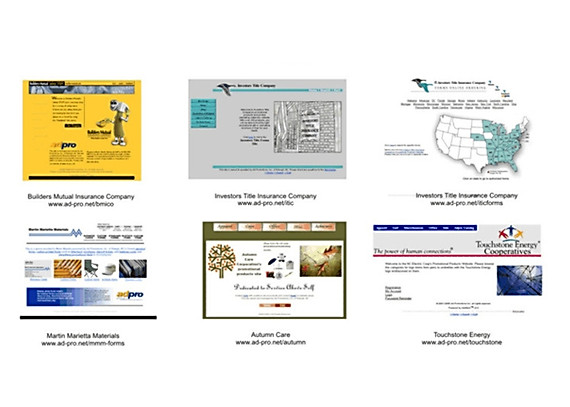 Promotional Materials Sites