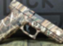 Muddy Girl Camouflage Gun