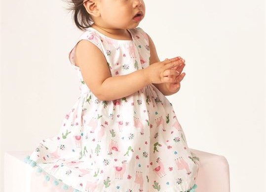 Infant Fiona Dress