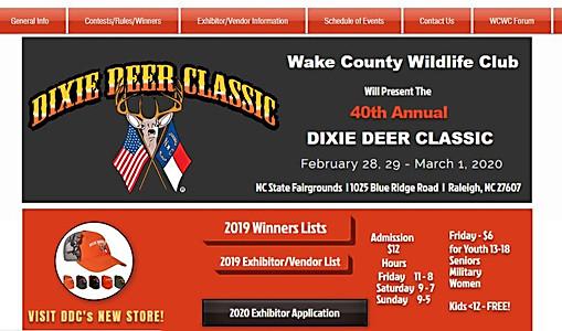 dixiedeerclassic.org