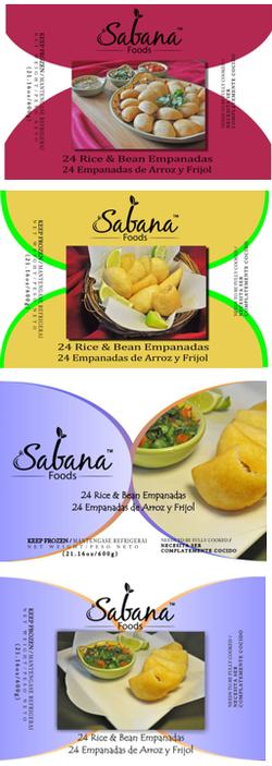 Sabina Foods Label