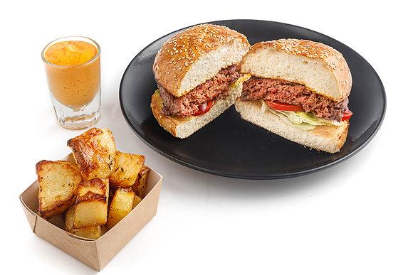 קורדרו בורגר | Cordero Burger