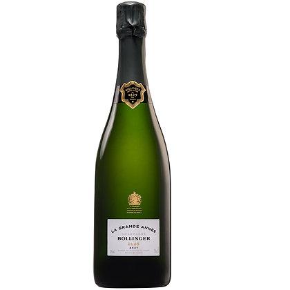 Bollinger, Champagne, la Grande Annee 2005