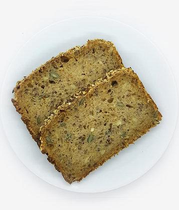 לחם קינואה 1 קילו    Quinoa  Bread (1 kg.)