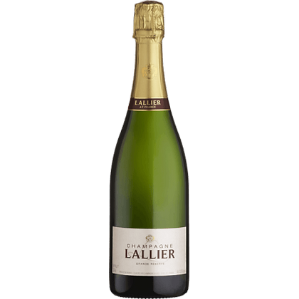 Lallier, Champagne, Grand Reserve, Brut