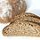 Thumbnail: 0.5 לחם כפרי צרפתי חום | French Rustic Brown Bread 0.5 kg