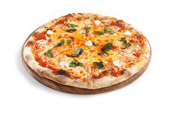 פיצה סלמונה אפומיקאטו | Pizza Salmone Affumicato