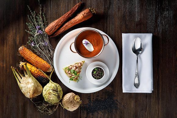 סופ דו ז׳ור | Soup du jour