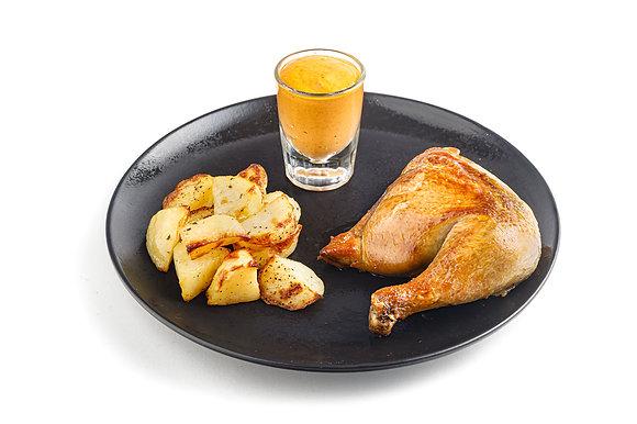 קויס דה פולה | Cuisse de poulet
