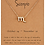 Thumbnail: Zodiac Constellation Necklace
