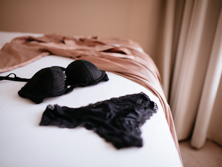 Health and Sexuality: Wife finds husband in her bra