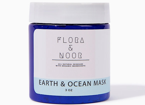 EARTH & OCEAN ACNE FIGHTING MASK