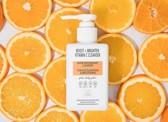 Boost & Brighten Vitamin C Cleanser