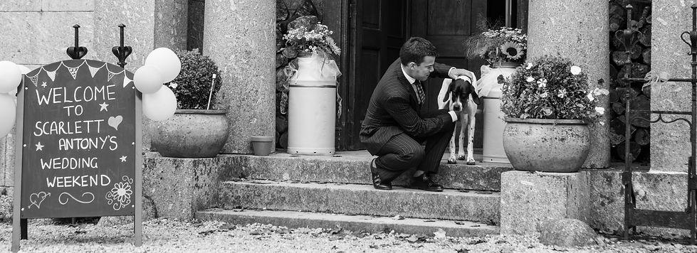 Oliver Wong Quinnell, Devon-based wedding photographer