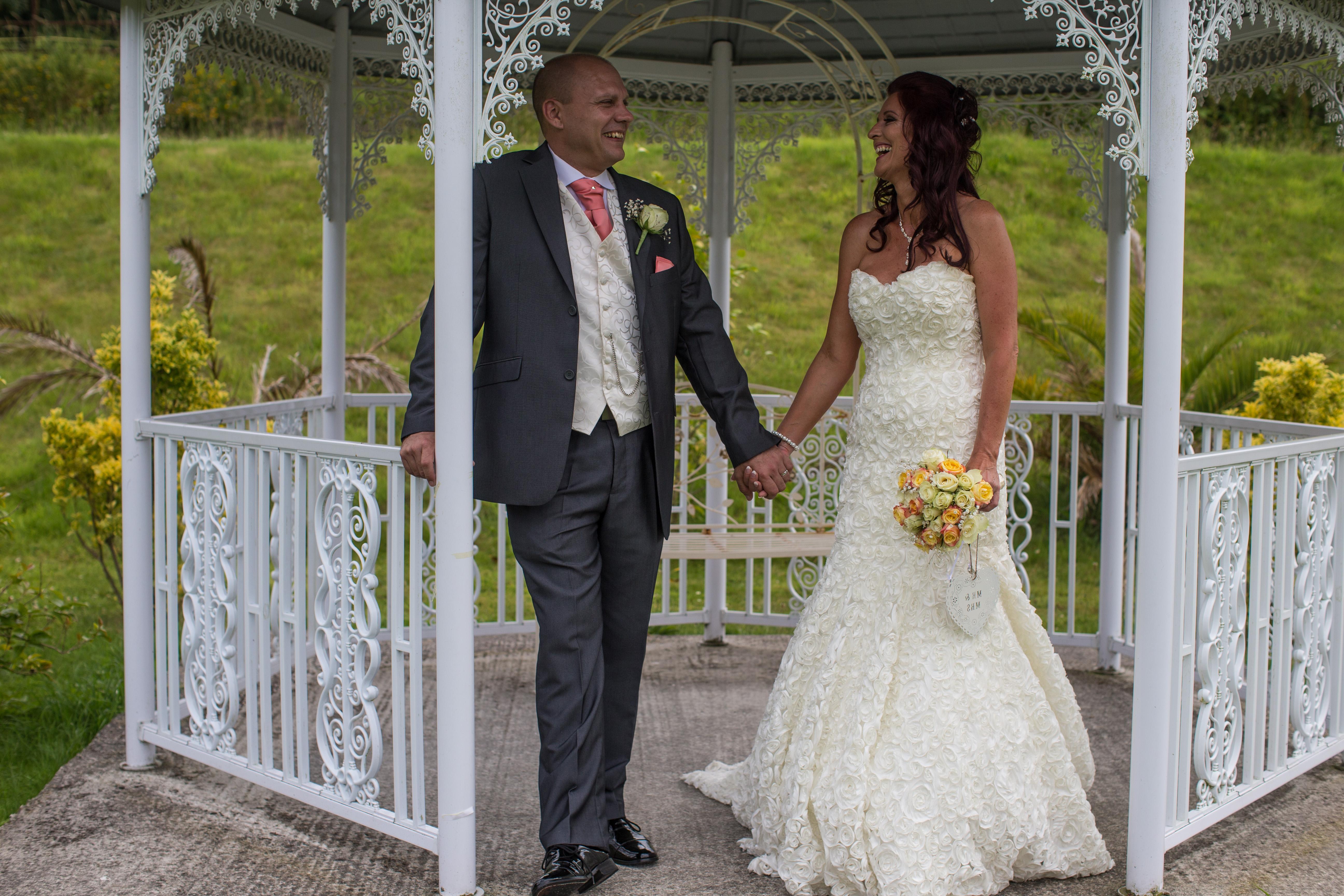 Scott & Lorraine's wedding