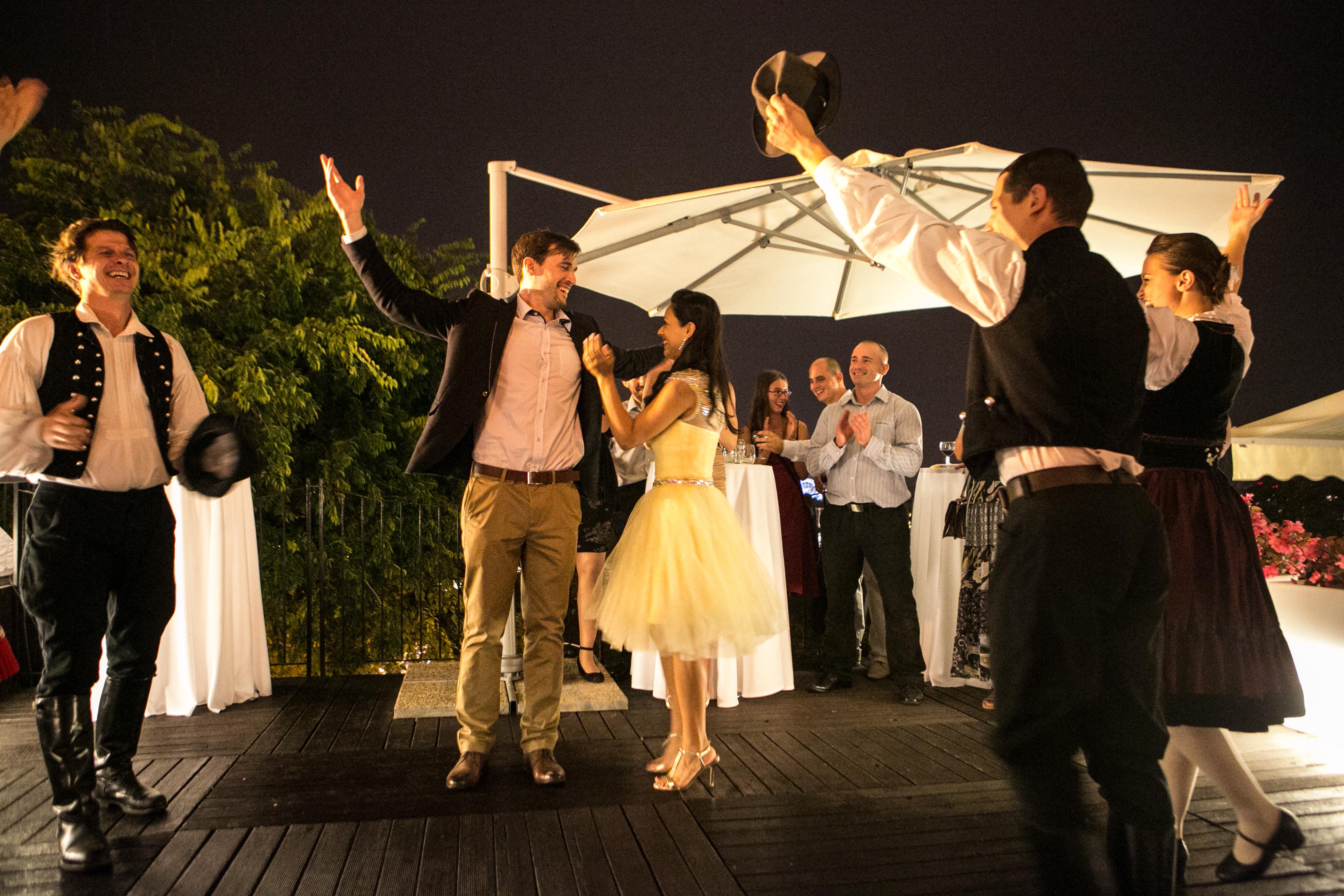 Tamanna & Peter's wedding