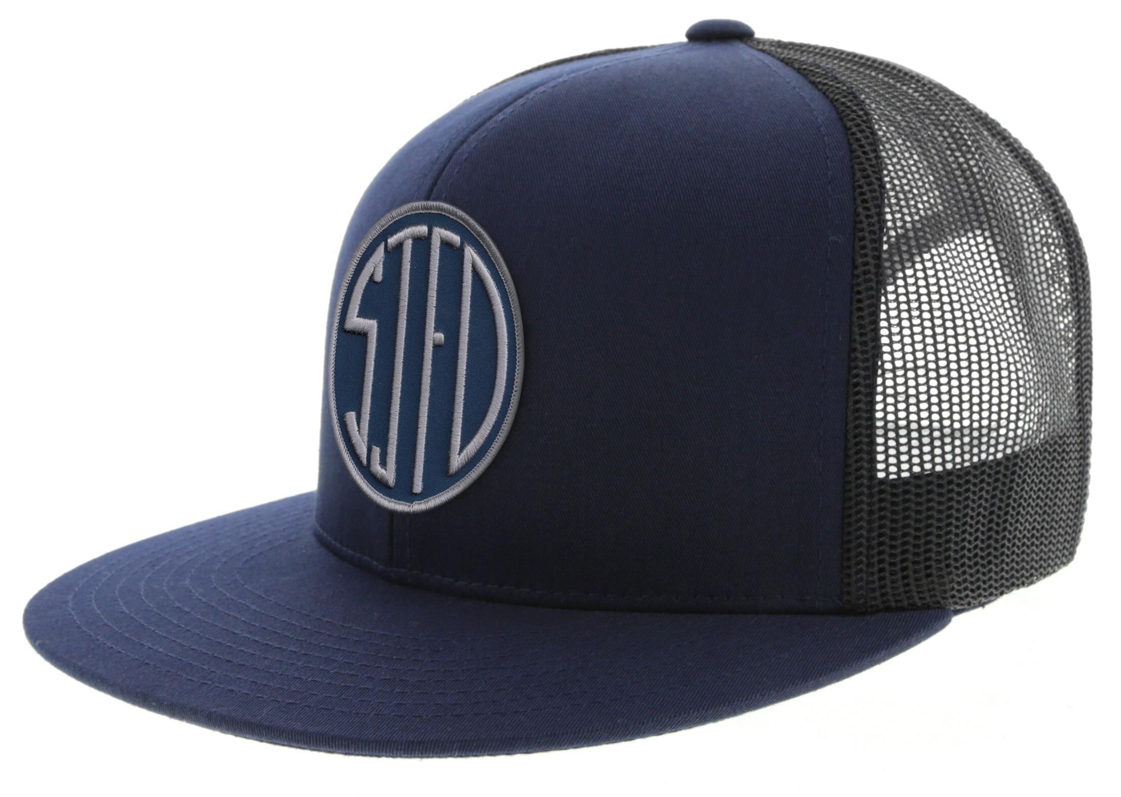 5片帽02 網布 (F)