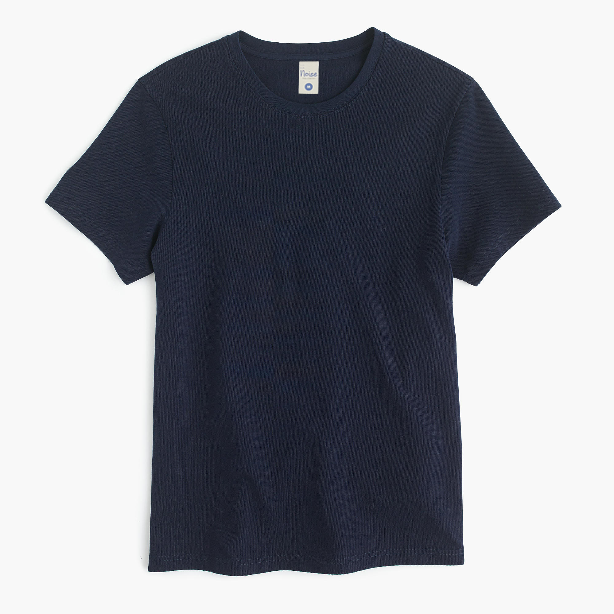 Crew neck short sleeves tee