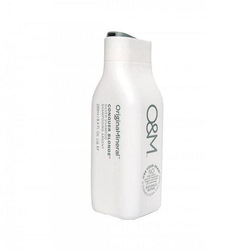 O&M Conquer Blonde (zilver shampoo)