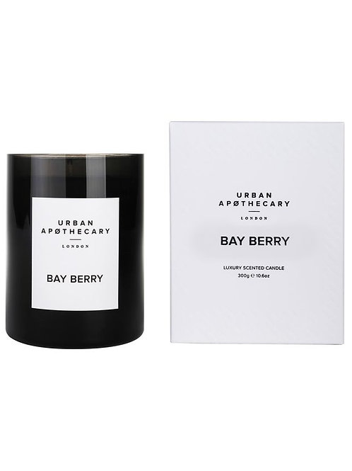Urban Apothecary Bay Berry Candle 70G