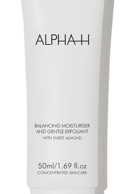 Alpha-H Balancing Moisturizer & Gentle Exfoliant