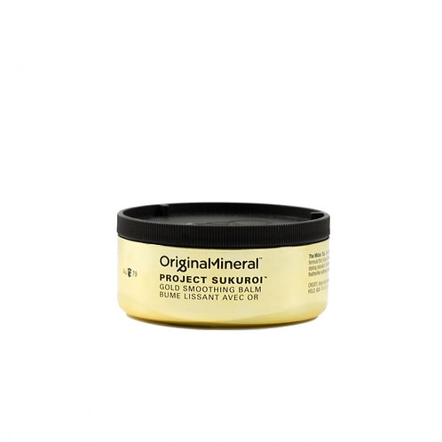 O&M Sukuroi gold smoothing balm