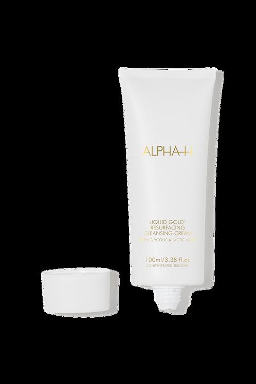 Alpha-H Liquid Gold Resurfacing Cleanser