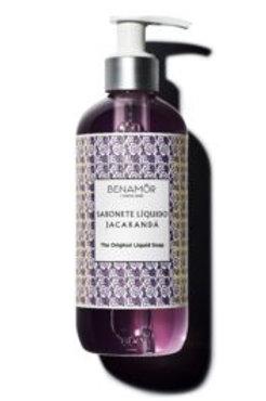 Jacarandá The Original Liquid Soap