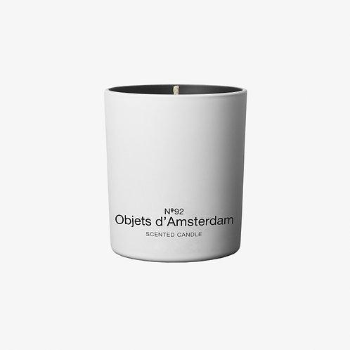 Object D'Amsterdam Luxe Geurkaars