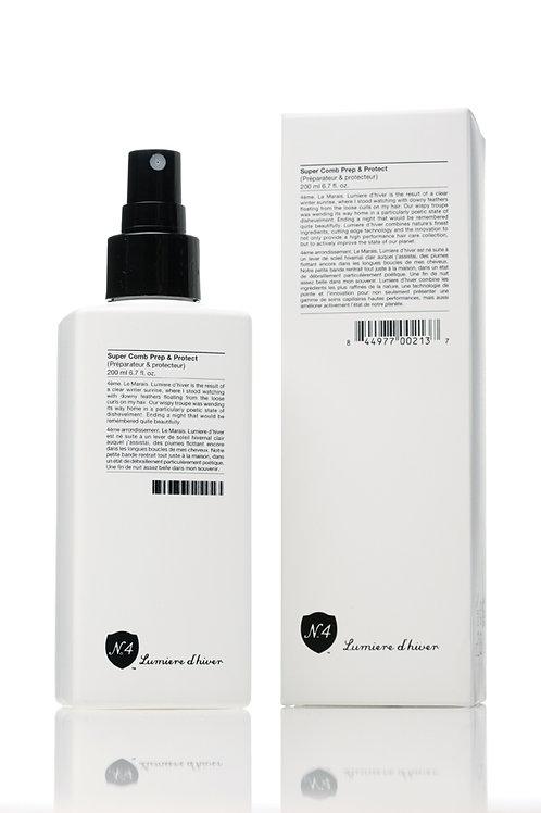 Super comb prep & protect