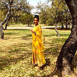 Jyothi Panicker - yoga teacher