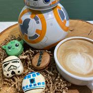 Intergalactic Travel Requires Coffee