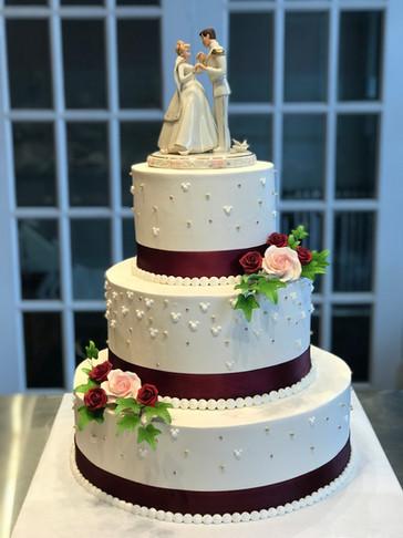 Cinderella Fairytale Traditional Wedding